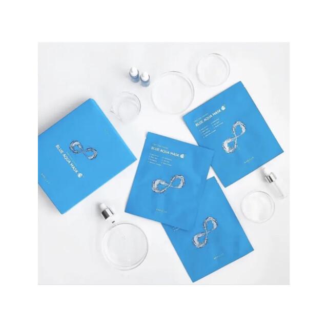 バルラボ ブルー アクア マスク 10枚セット
